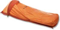 Big Agnes Three Wire Bivvy Sack will fit tall people