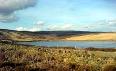 Upper Swineshaw Reservoir
