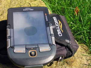 Satmap Active 10 with case