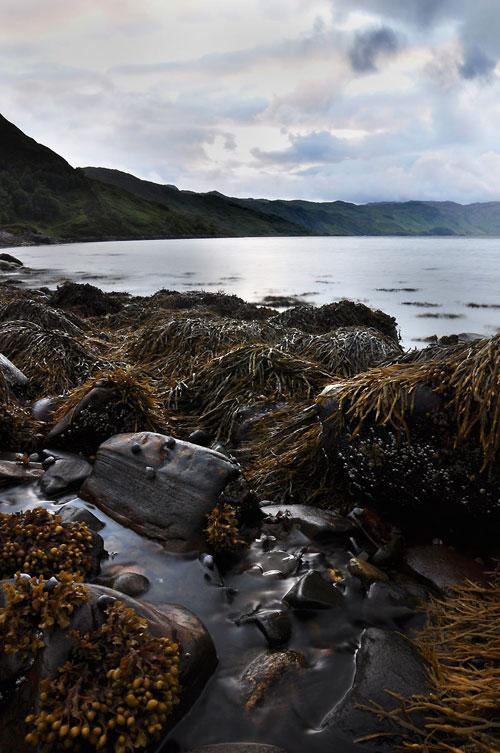 Loch Nevis, taken between Kylesmorar and Tarbet