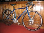 Paul Hewitt Cheviot Touring Bike