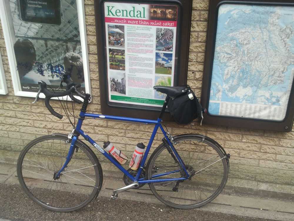Thorn Audax Mk3 at Oxenholme
