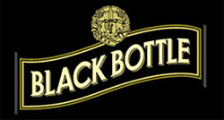 Black Bottle Blended Whisky Logo