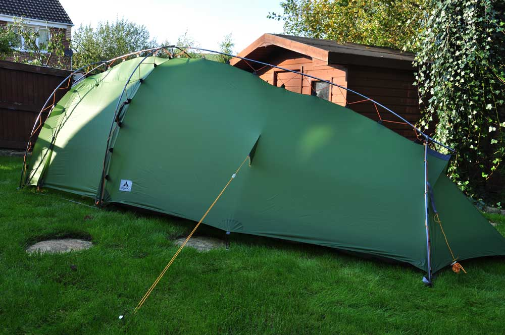 Vaude Hogan XT Side & Long term review: VauDe Hogan XT u2013 The final word u2013 Northern Walker