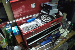 The Bike tool box