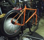 Surly troll rolling chassis