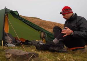 Camping in the Lakes...