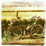 Thron Club Tour on hills above Saddleworth