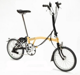 Brompton H6L Image courtesy of Brompton