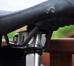 Pentaclip Seat clamp