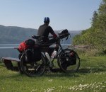 Cycle touring the Ardnamurchan