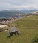 A classic Harris view to Taransay