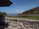 Great place for lunch at the Glenuig Inn