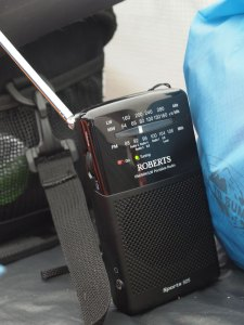 Roberts Sports 925 three band radio
