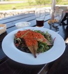 The best smoked mackeral Glenuig Inn