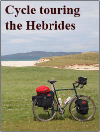 Cycle touring the Hebrides