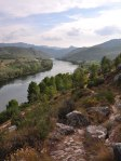High above the River Ebro near Miravet castle