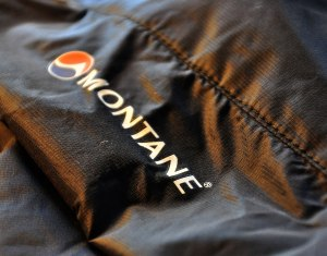 Montane Featherlite H2O Freeflow fabric detail