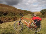 Surly Troll on the Pennine Bridleway