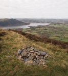 looking to Bassenthwaite Lake