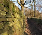 Pennine Bridleway wall