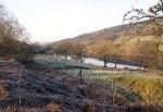 Reservoir from Sett Va;;ey Trail