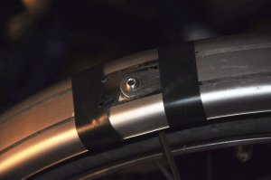 Brompton rear mudguard cracking