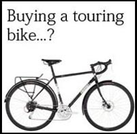 buying a toruing bicycle