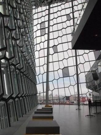 The Harpa Interior