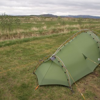 camping varmaland iceland