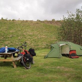 Daeli campsite