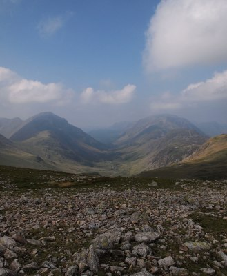 Looking to Ennerdale