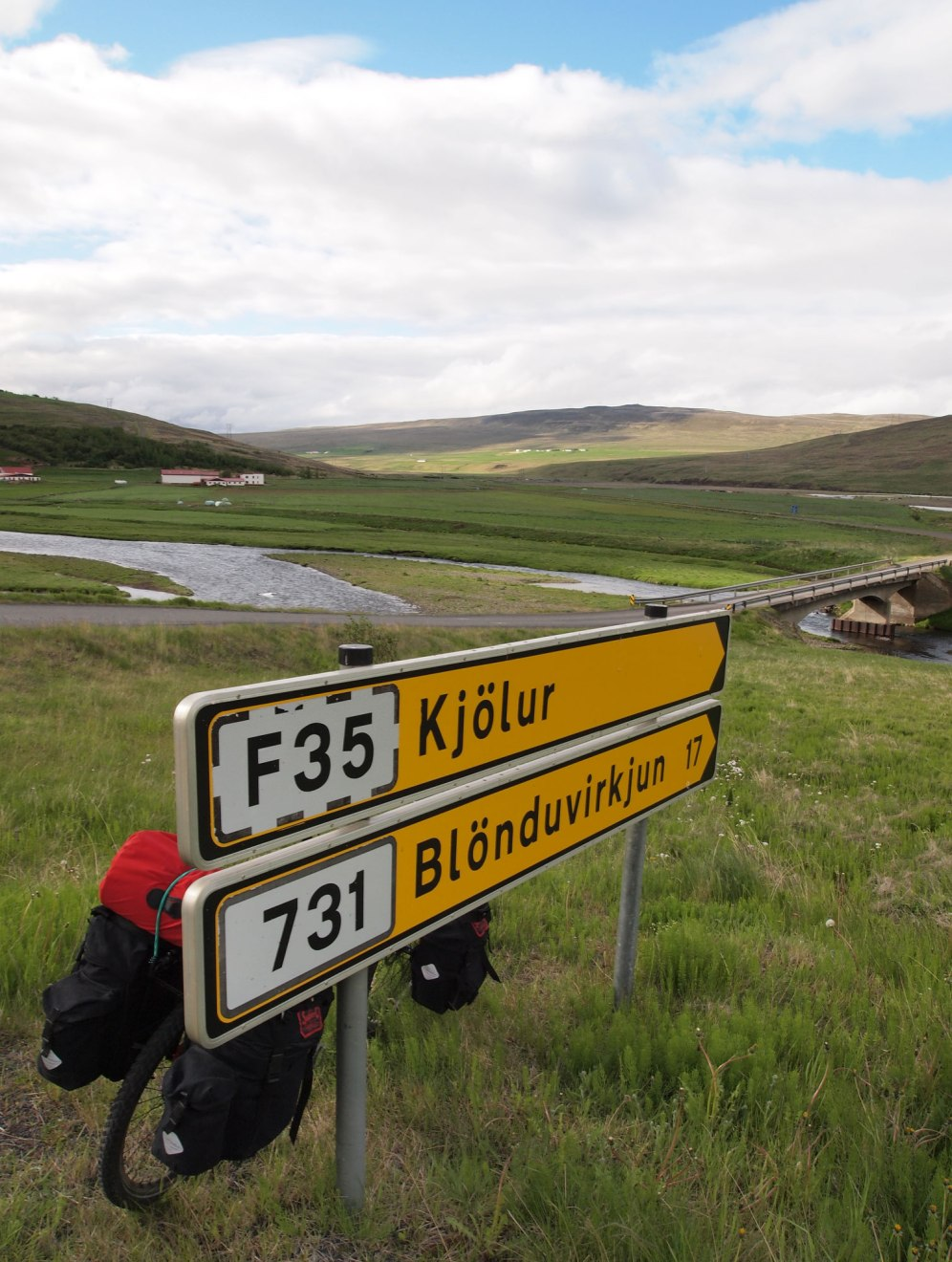 Kjolur junction