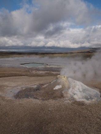 Hveravellir hot springs