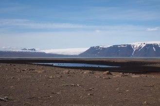 Sudurjokull and the Langjokull