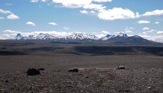 Kerlingafjoll mountains