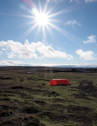 Hveravellir camping