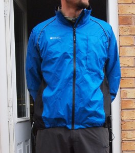 Mountain Warehouse Adrenaline cycling jacket