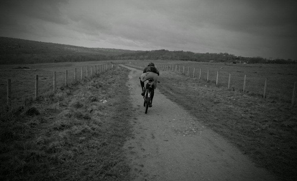 Speeding ahead on the Trans Pennine Trail