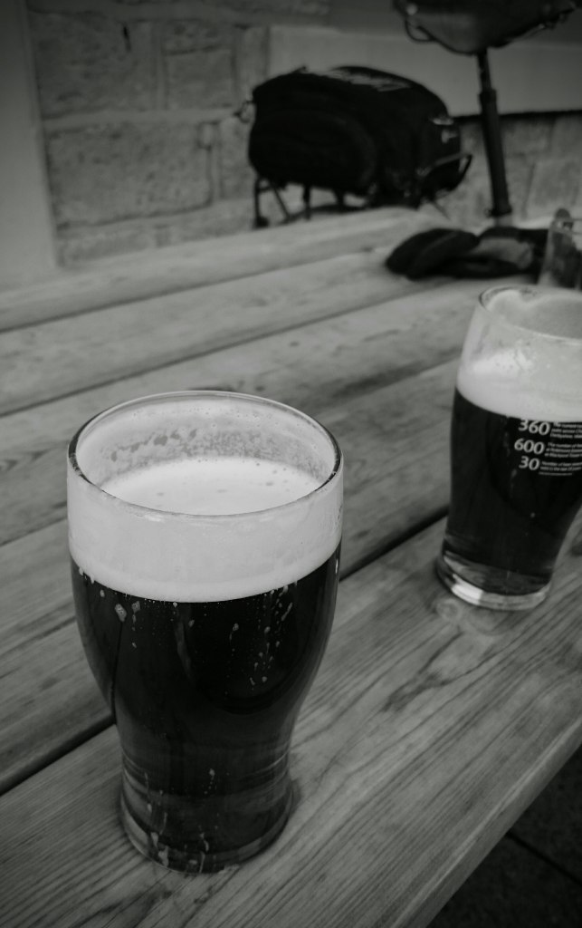 Trans Pennine Trail beers